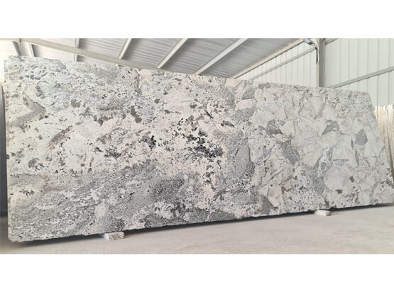 Azul White Granite Stone