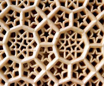 Urban Carved Jali
