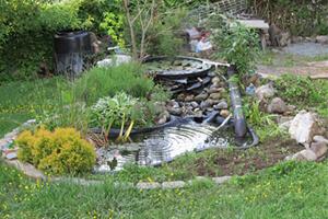 Create Beautiful Landscape Pond With Cobblestone