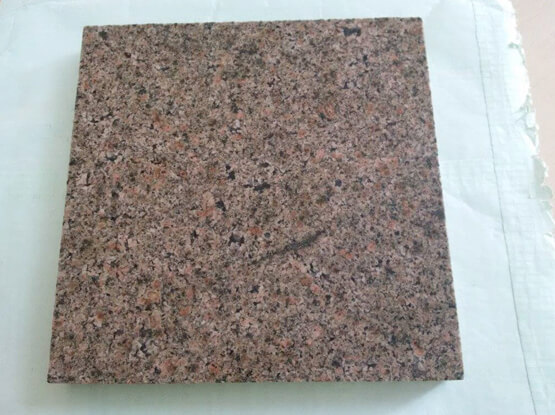 Jet Brown Granite / Brown Porphyry Granite