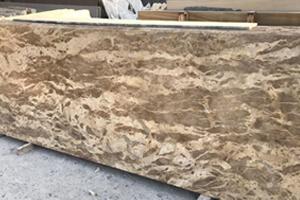 Tinder Beige Marble Slabs