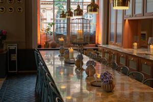 Heat Resistant Marble Kitchen Countertops