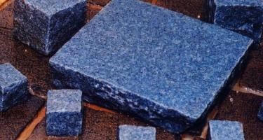 Natural Blue Cobblestone