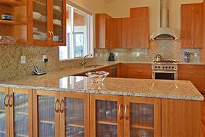 Granite Patterns That Display Classic Kitchen Countertop