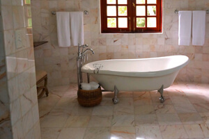 Natural Stone Tiles For Bathroom Floors