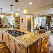 How Natural Stone Countertop Enhances The Visual Appeal Of Any Kitchen?