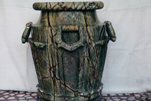 Green Marble Planter For Bringing Forest Feels