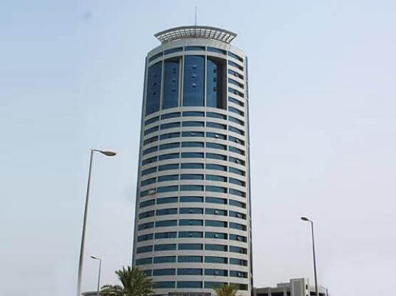 Al Ahmed Tower / Sharq