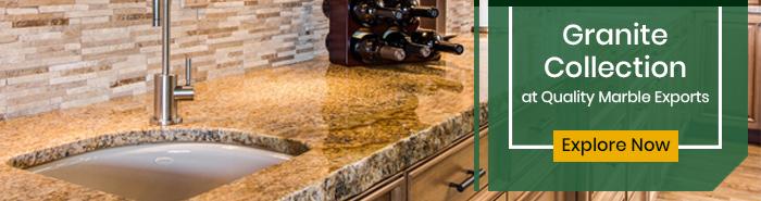 Granite Range at Quality Marble Exports