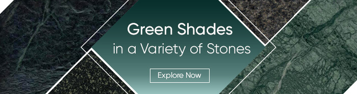 The Collection of Green Marble & Other Natural Stones