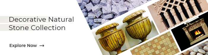 Our High-quality Natural Stones For Your Traditional Decor