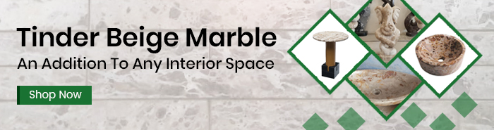 Design Your Interiors With Tinder Beige Marble
