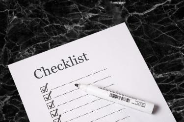 Stone Procurement Checklist