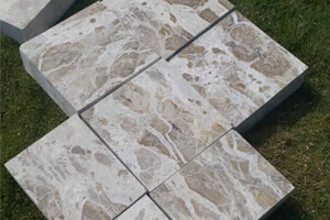 Create A Contemporary Look With Durable Tinder Beige Marble