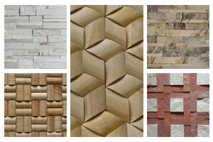 Natural Stone Wall Cladding Options