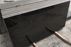 Add A Charismatic Appeal With Black Galaxy Granite