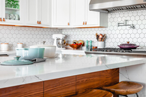 Indian Marble Countertop For A Lasting Kitchen Experience